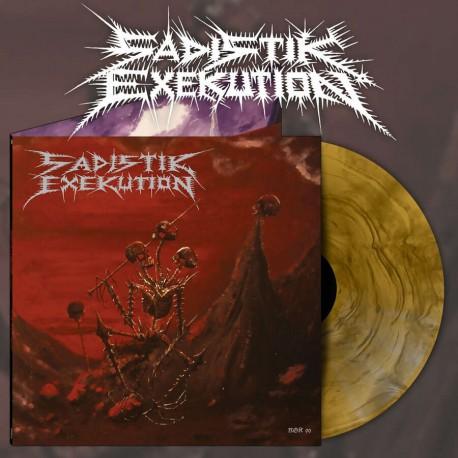 Sadistik Exekution -  We are Death Fukk You LP (Marble vinyl)