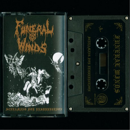 Funeral Winds - Screaming for Resurrection TAPE