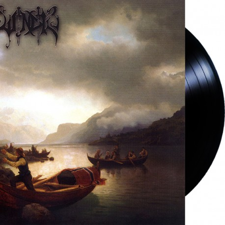 Windir - Likferd DLP (Black vinyl)