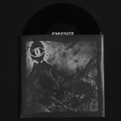 """Orodruin / Ungolianth - Split 7"""" EP (Black vinyl)"""