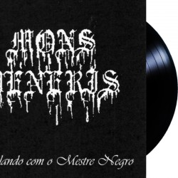 Mons Veneris – Sibilando Com O Mestre Negro LP