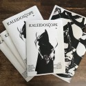 Kaleidoscope 'zine 4 - Ride for Revenge, Current 93, Primordial, Alcest, Arkha Sva, Secrets of the Moon, Blashhemophager