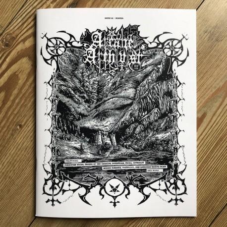 Arcane Archivist Magazine II TROLL/COVENANT, VORPHALACK, FORGOTTEN WOODS, PAN-AMERICAN NATIVE FRONT etc