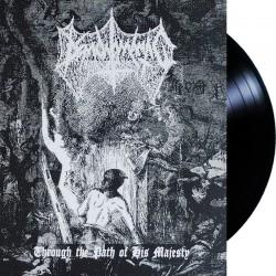 Demonomantic - Through the Path of His Majesty LP