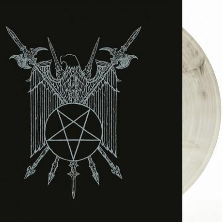 White Death - White Death LP (Clear-marble vinyl)