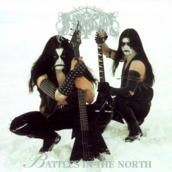 Immortal - Battles in the North CD