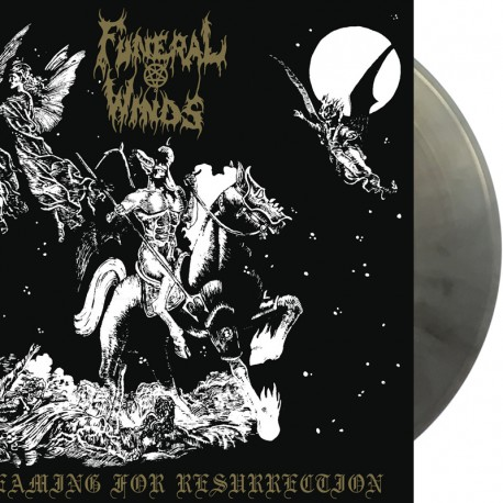 Funeral Winds - Screaming for Resurrection DLP (USA-edition Smoke Vinyl)