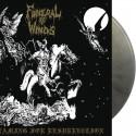 Funeral Winds - Screaming for Resurrection DLP (USA-edition Sikj-screened Smoke Vinyl)