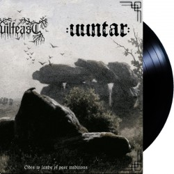Evilfeast / Uuntar - Odes to lands of past tradition LP