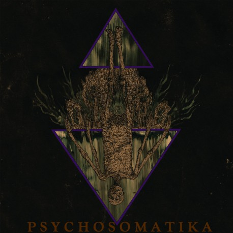 Lunar Mantra - Psychosomatika Digipak-MCD