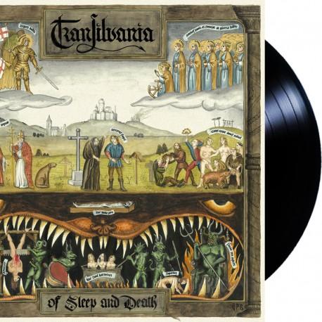 Transilvania – Of Sleep and Death LP