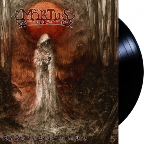 Mortiis - The song of a Long Forgotten Ghost LP