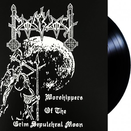 Moonblood - Worshippers of the grim... DLP