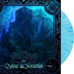 Maléfice – Retour Au Monastère LP (light-blue marble vinyl)