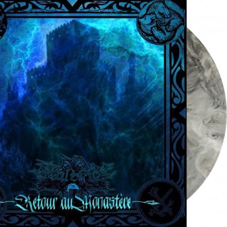 Maléfice – Retour Au Monastère LP (Grey marble vinyl)