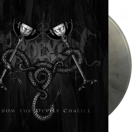 Behexen - From The Devil´s Chalice LP (Grey Smoke vinyl)