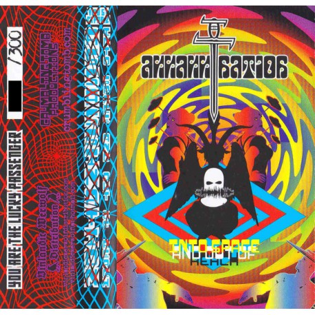 Assassination – Into Space And Out Of Reach TAPE