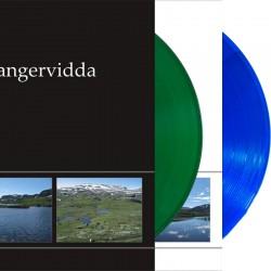 Ildjarn-Nidhogg - Hardangervidda Part I & II LP Set (Blue & green vinyl)