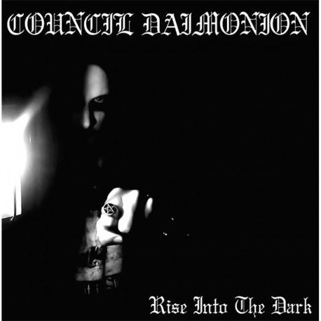 """Council Daimonion - Rise Into the Dark 7"""" EP"""