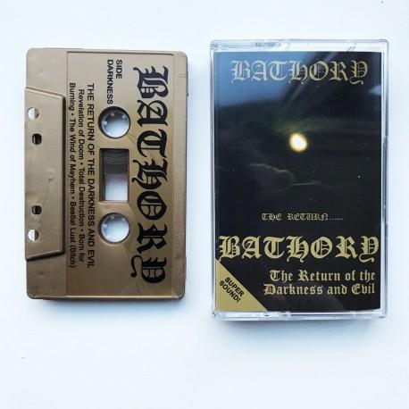 Bathory - The Return.... TAPE