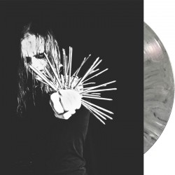 Helleruin - War Upon Man lp (Grey super-marble vinyl)