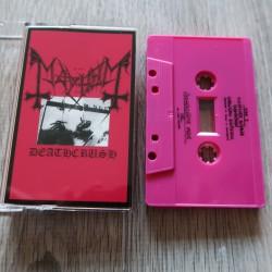 Mayhem - Deathcrush TAPE (restock)