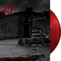 Wodulf – ...From The Corpsegates LP (Red vinyl)