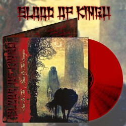 Blood Of Kingu - Sun In The House Of The Scorpion LP (Red vinyl)