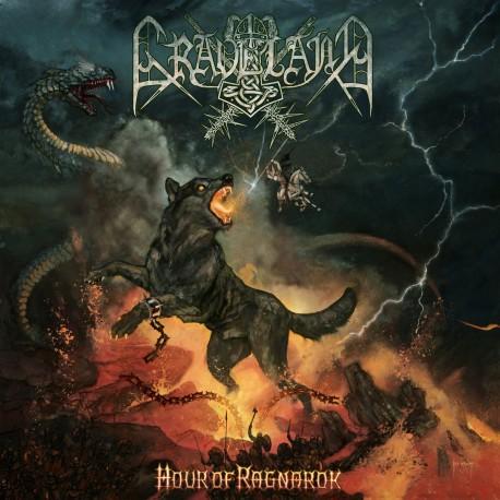 Graveland – Hour of Ragnarok Digipak-CD