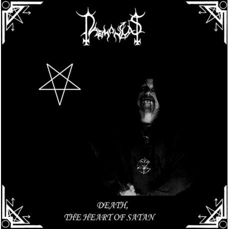 Daemonlust – Death, The Heart Of Satan CD