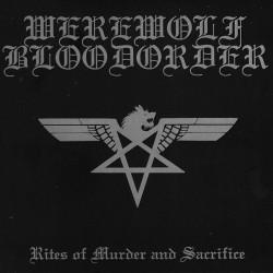 Werewolf Bloodorder - Rites of Murder and Sacrifice Digipak-MCD