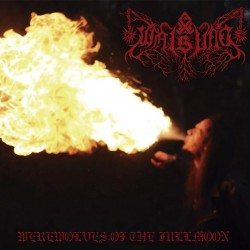 Walsung - Werewolves of the Fullmoon Digipak-CD