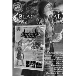 Black Metal Terror Magazine Vol. II