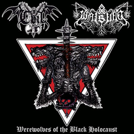 """Evil / Walsung - Werewolves of the Black 7"""" EP"""