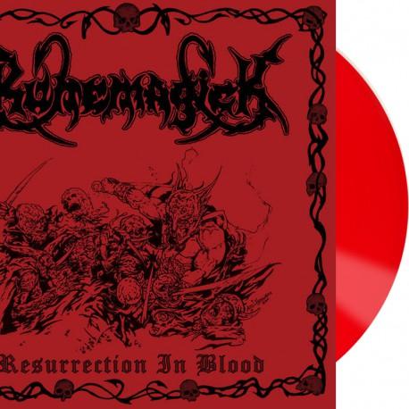 Runemagick - Resurrection In Blood KO *Red vinyl)