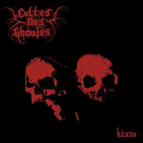 Cultes des Ghoules - Häxan Digipak-CD