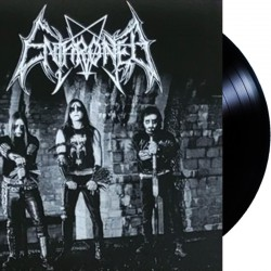 Enthroned - Promo '94 LP + booklet