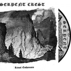 Serpent Crest - Ritual Euthanasia Picture LP (Ltd. to 110)