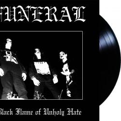 Funeral - Black Flame of Unholy Hate LP (BLACK vinyl)