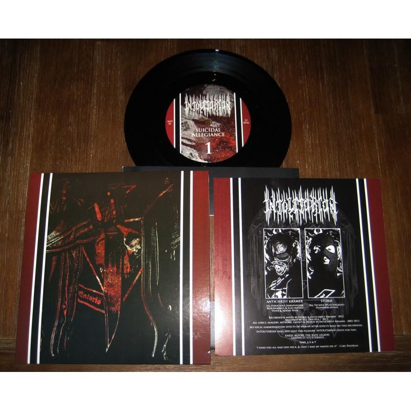 Intolitarian live at Hells Headbash 3 - YouTube