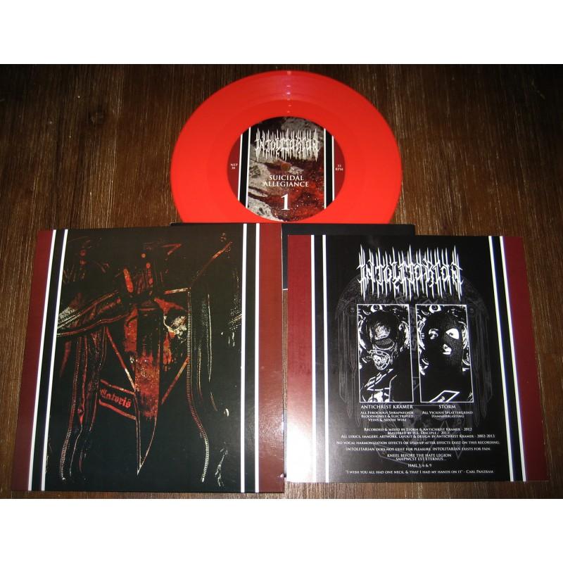 Berserker Savagery by Intolitarian (Album, Noisecore ...
