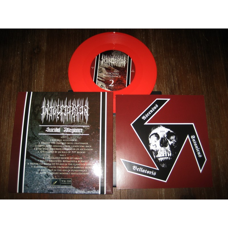 Intolitarian - Deathangle Absolution (CD, Album) | Discogs