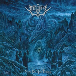 Infinity - Non De Hac Terra CD + free 'Hyrbis' promo CD