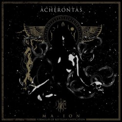 Acherontas - Ma-Ion (Formulas of Reptilian Initiation) CD