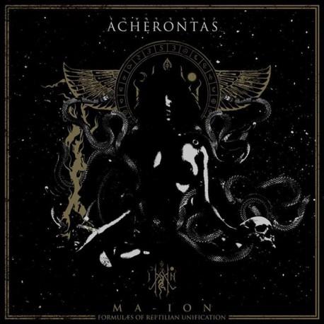 Acherontas - Ma-Ion (Formulas of Reptilian Initiation) CD