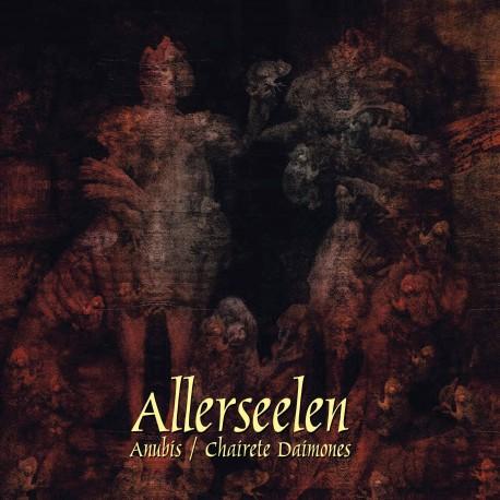 """Allerseelen - Anubis / Chainete Daimones 7"""" EP"""