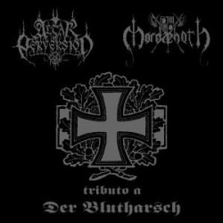 Altar of Perversion / Mordaehoth - Tributo a Der Blutharsch CD