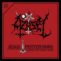 Azazel - Jesus Perversions CD