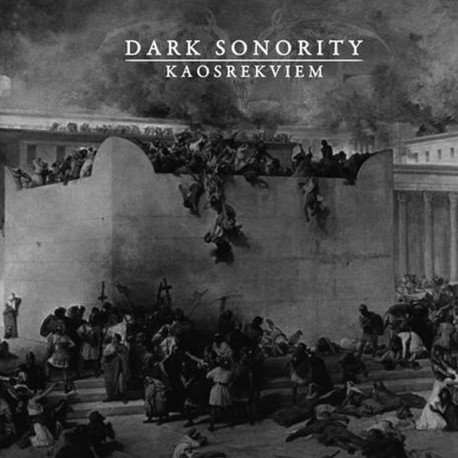 Dark Sonority - Kaosrequim digipak-MCD
