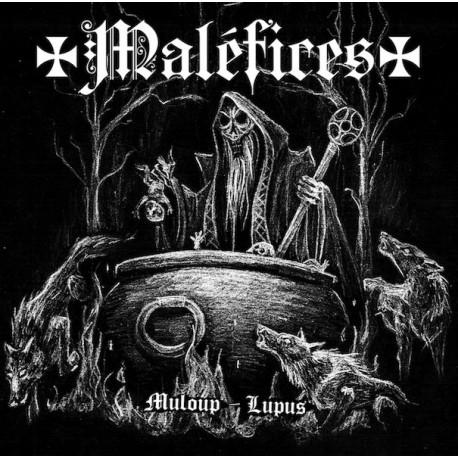 "Maléfices - Muloup/Lupus 7"" EP"